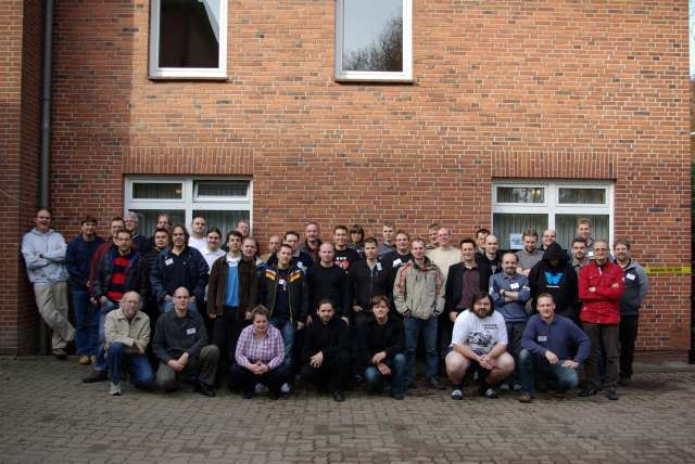 Gruppenfoto 2010